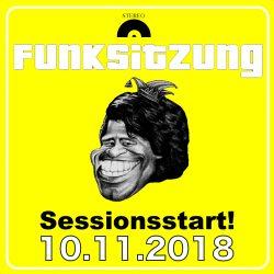 Funksitzung Sessionsstart 10.11.2018